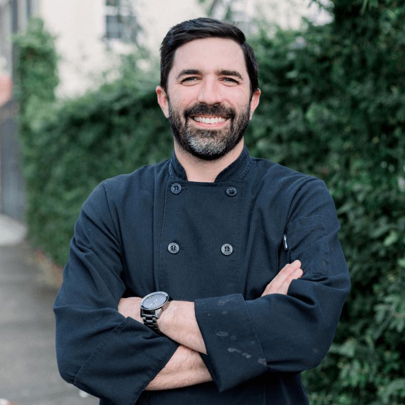 Chef Phillip Rainwater